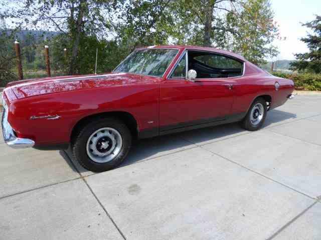 1967 Plymouth Barracuda | 909950
