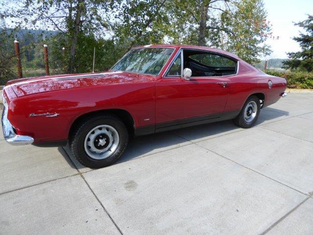 1967 Plymouth Barracuda | 909950