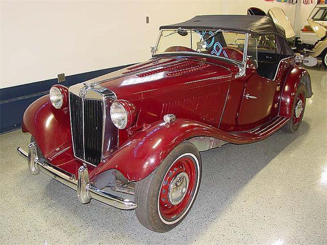 1952 MG TD | 909955