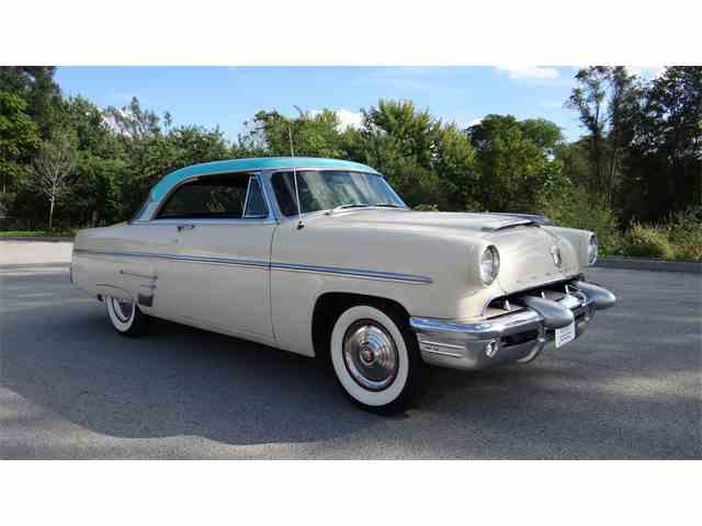 1953 Mercury Custom   909956