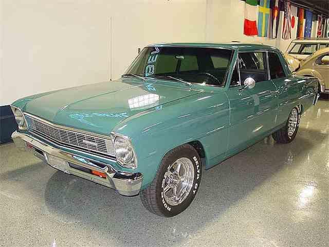 1966 Chevrolet Chevy II | 909959
