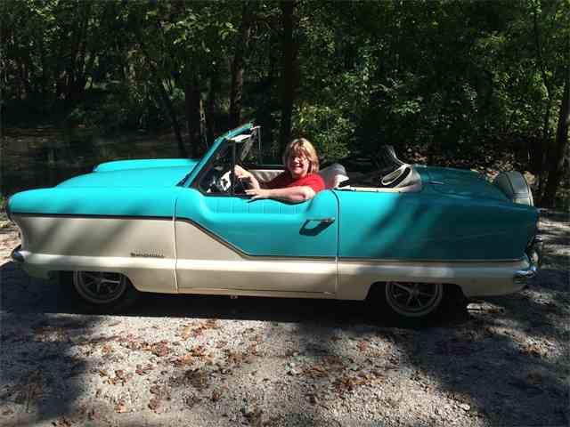 1960 Nash Metropolitan | 909960