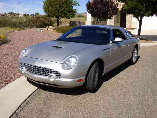 2004 Ford Thunderbird | 909964