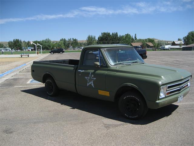 1967 Chevrolet C10 | 909965