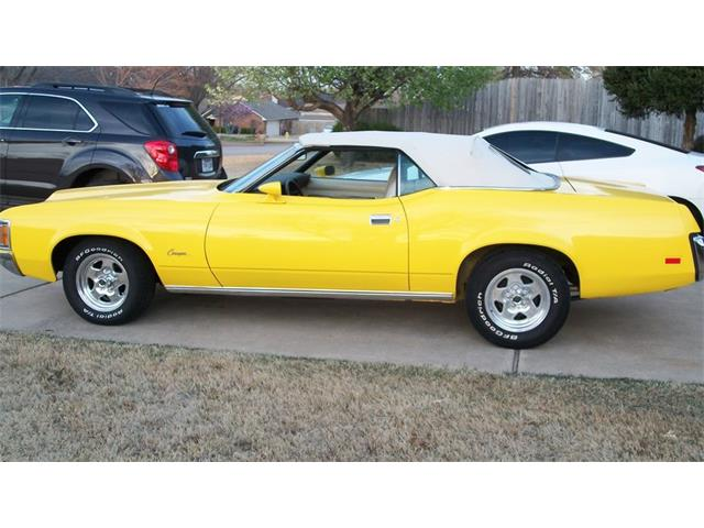 1972 Mercury Cougar XR7 | 909972