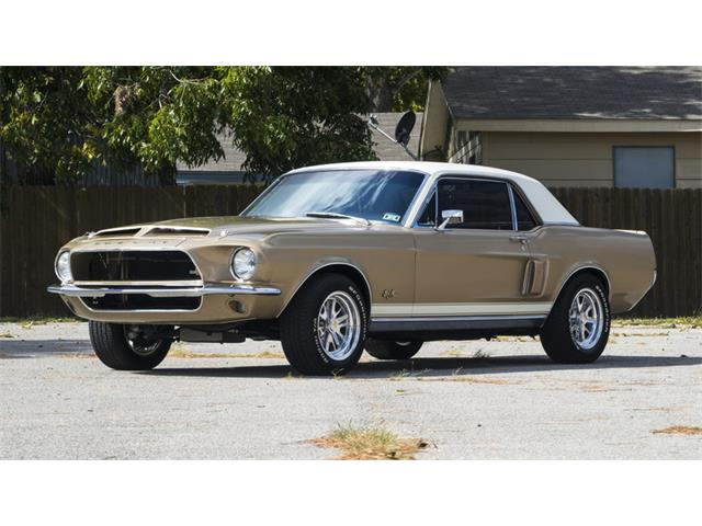1967 Ford Mustang | 909976