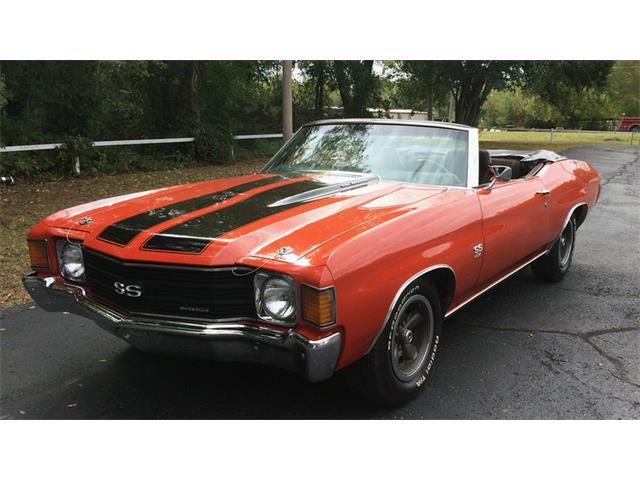 1972 Chevrolet Chevelle | 909977