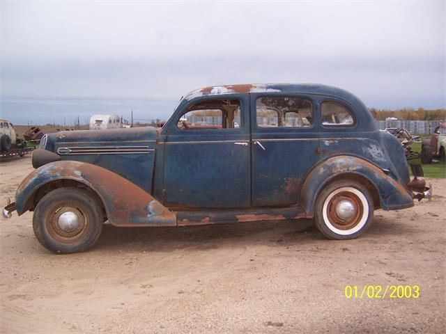 1936 Plymouth 4-Dr Sedan | 909982