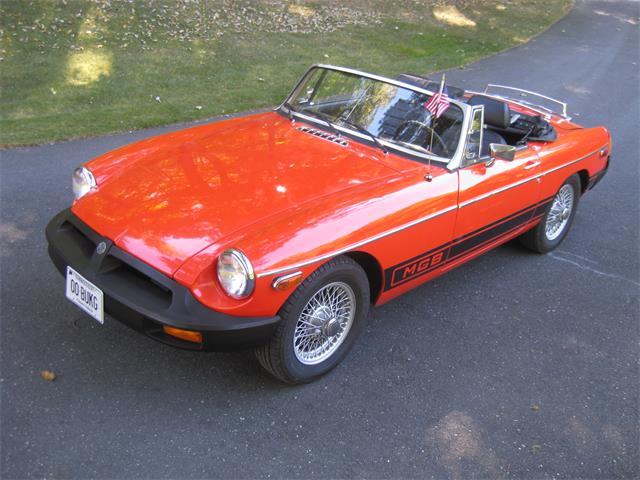 1980 MG MGB | 909984
