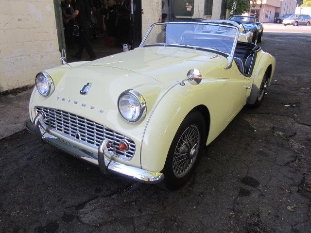 1960 Triumph TR3A | 909985