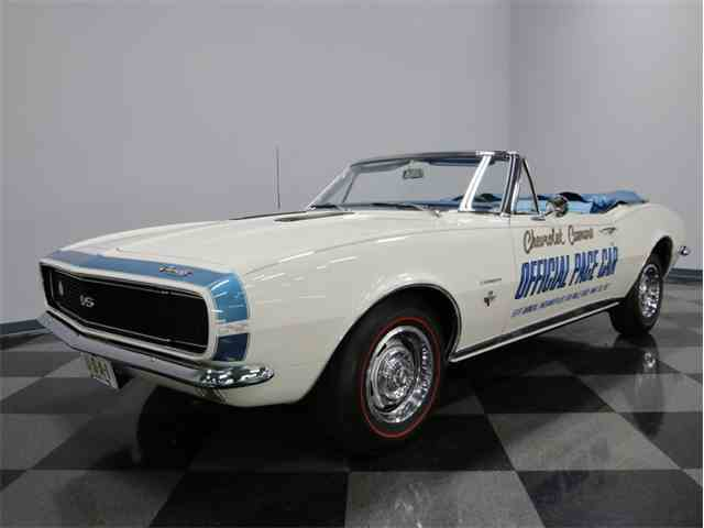 1967 Chevrolet Camaro Indianapolis 500 Pace Car | 909994
