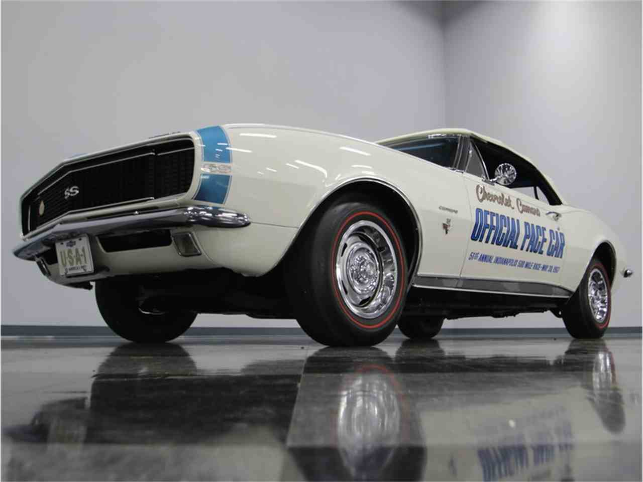 Large Picture of '67 Camaro Indianapolis 500 Pace Car - JI5M
