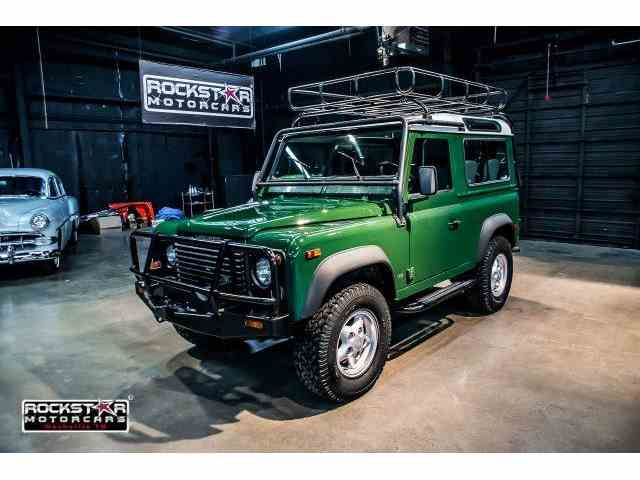 1997 Land Rover Defender | 909999