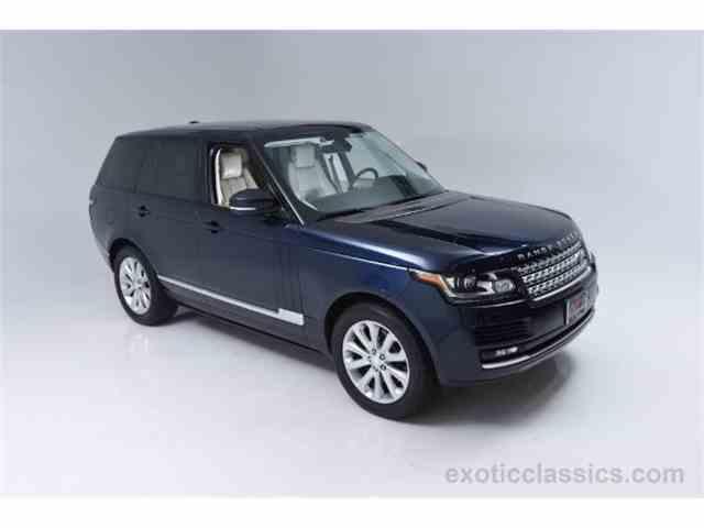 2014 Land Rover Range Rover | 910100