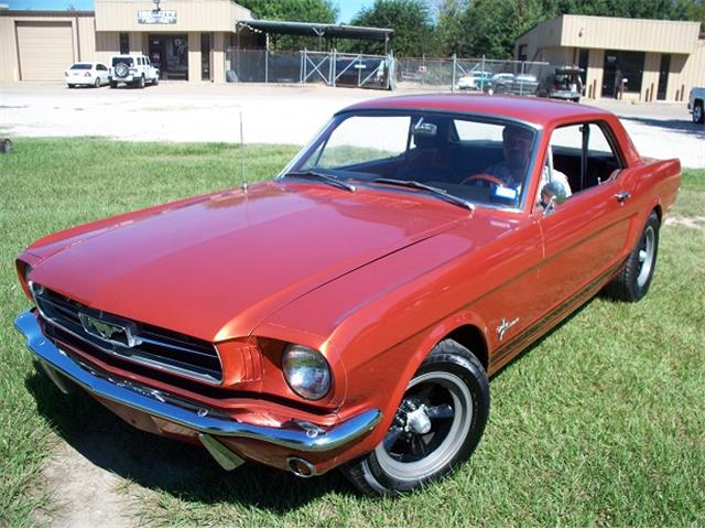 1965 Ford Mustang | 911009