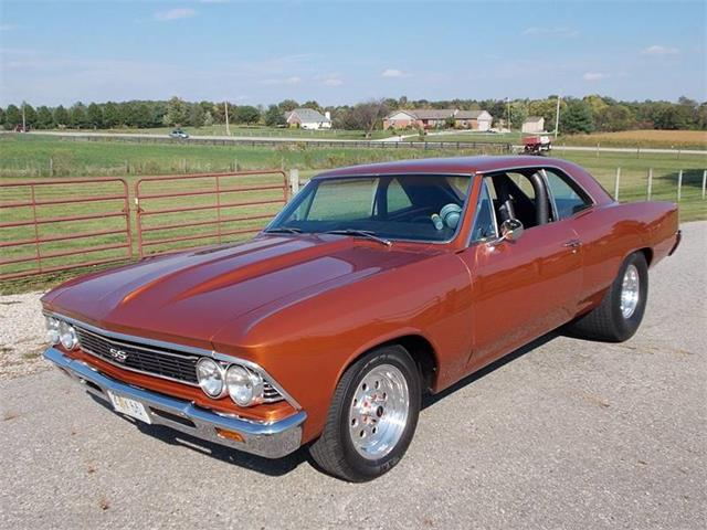 1966 Chevrolet Chevelle | 910101