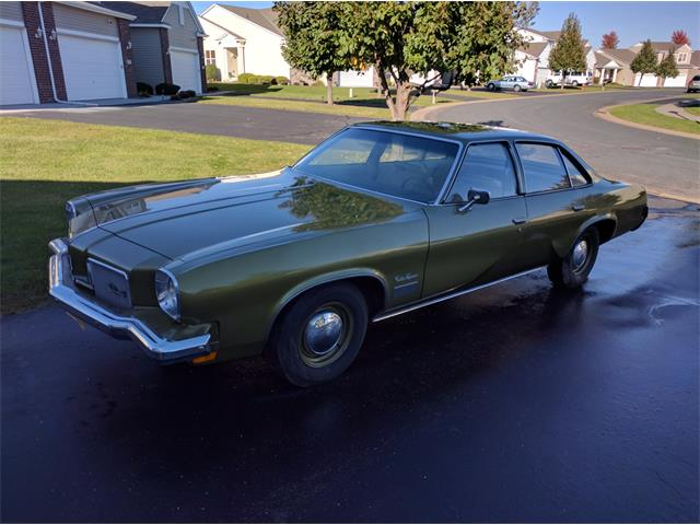 1973 Oldsmobile Cutlass Supreme | 911017