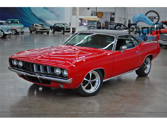 1971 Plymouth Barracuda | 911021