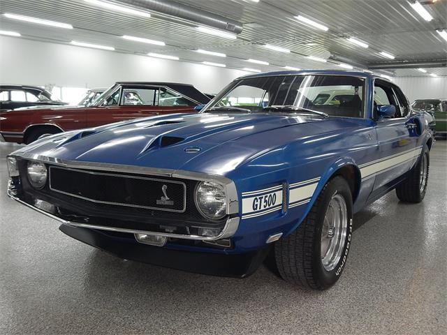 1969 Shelby GT500 | 911023