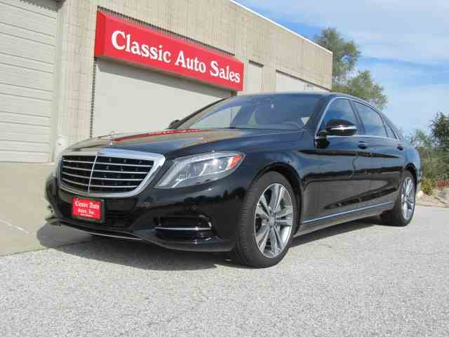 2014 Mercedes Benz S550 4Matic | 911040