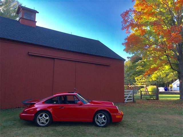 1993 Porsche 911RS America | 911044