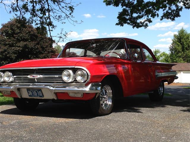 1960 Chevrolet Biscayne | 911052