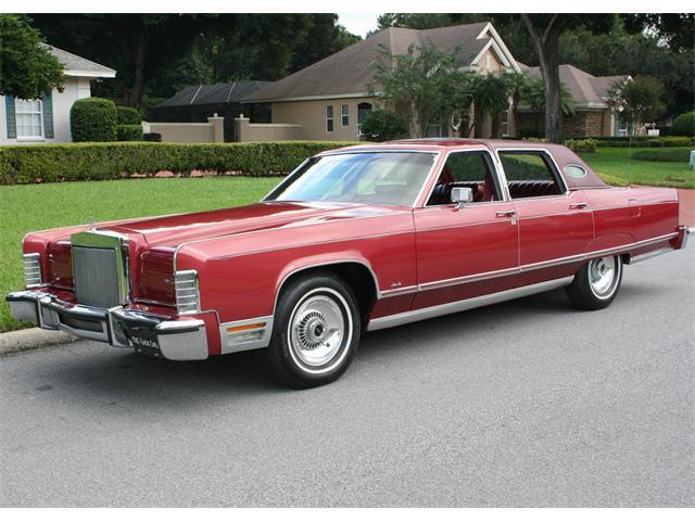 1977 Lincoln Premiere | 911061