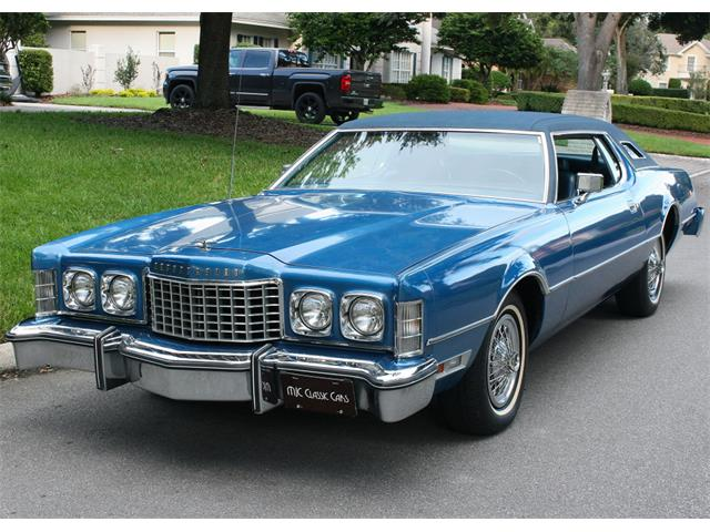 1976 Ford Thunderbird | 911062