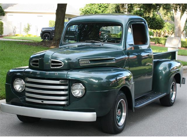 1950 Ford F100 | 911063