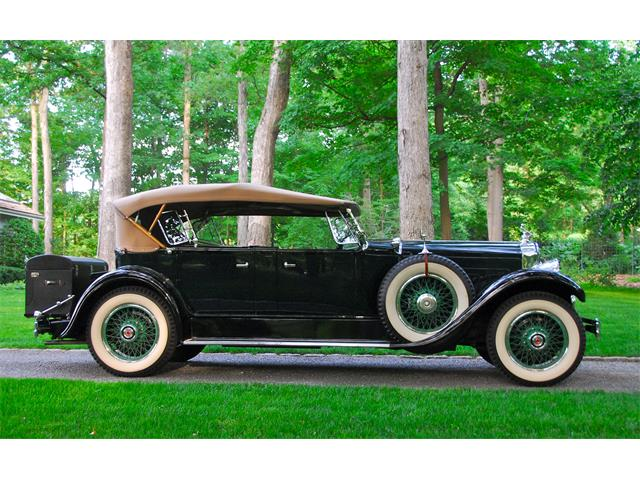 1929 Packard 645 Deluxe Eight Sport Phaeton By Dietrich | 911067