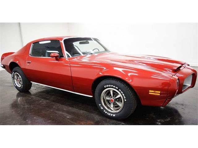 1972 Pontiac Firebird Formula | 911071
