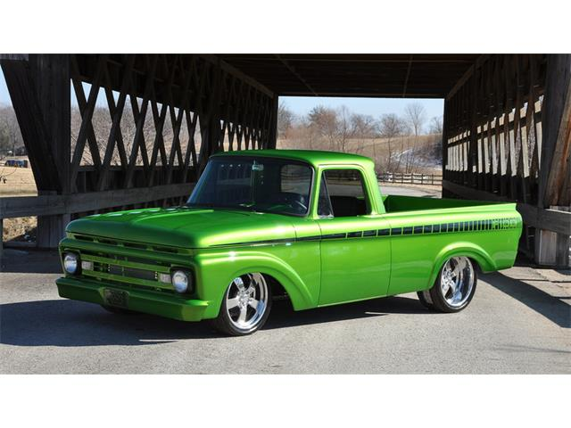 1962 Ford F100 | 911093