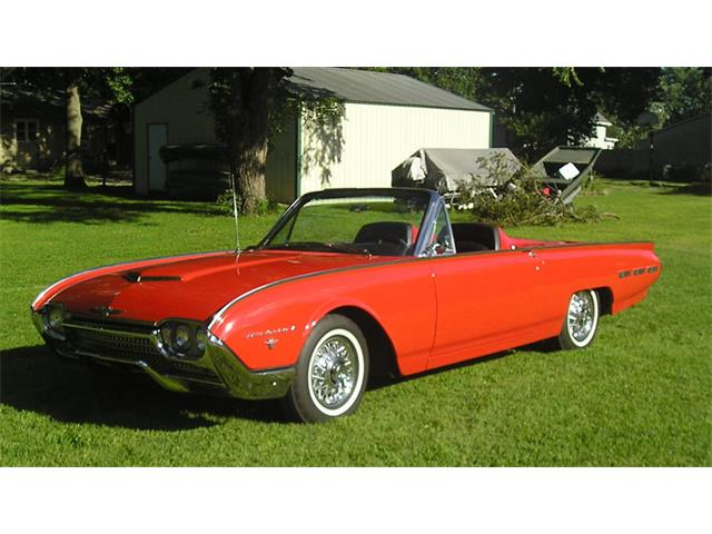 1962 Ford Thunderbird | 911094