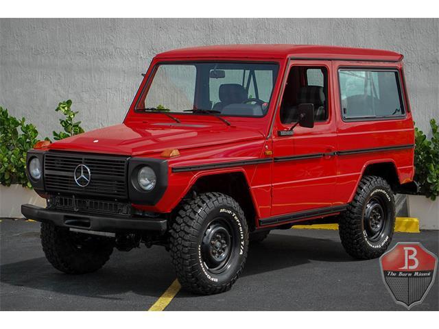 1988 Mercedes-benz 240GD | 911099