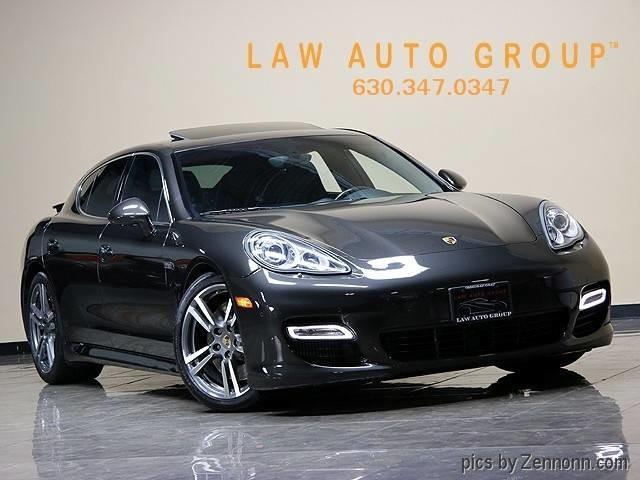 2010 Porsche PANAMERA TURBO | 911101