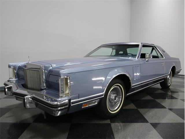 1979 Lincoln Continental Mark V  Givenchy Limited Edition Model | 911113