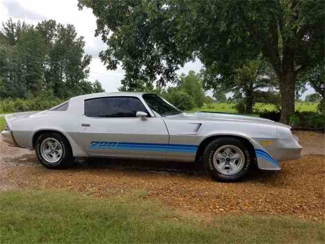 1981 Chevrolet Camaro | 911120