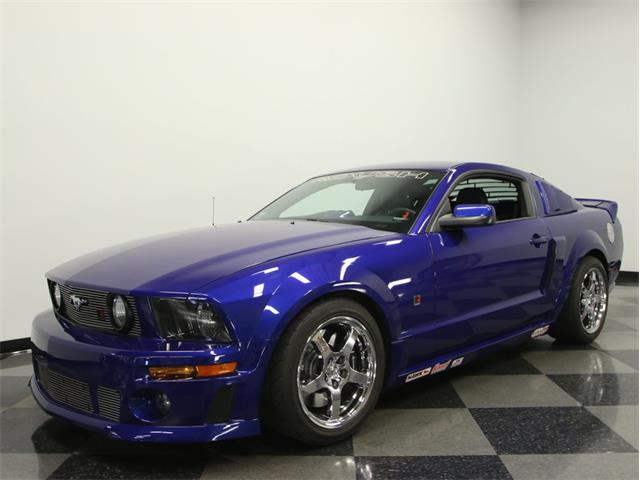 2005 Ford Mustang Roush Stage 2 | 911133