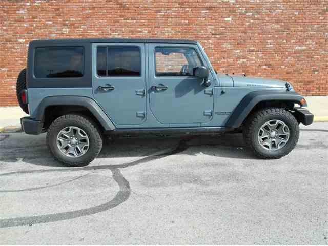 2014 Jeep Wrangler | 911137