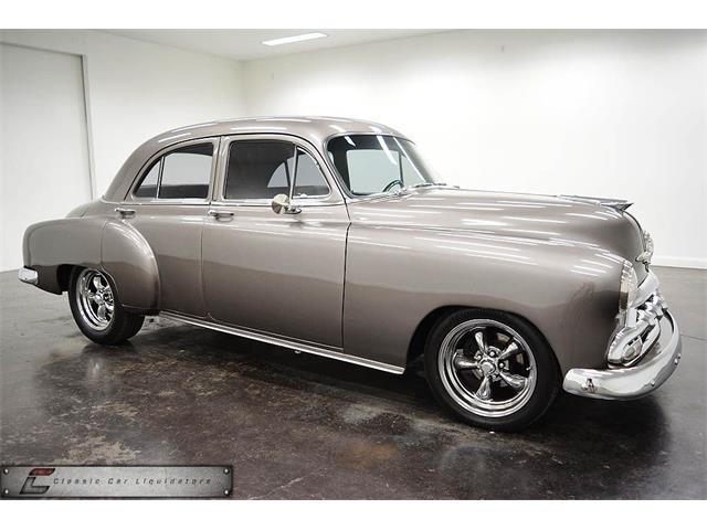 1952 Chevrolet Sedan | 910115