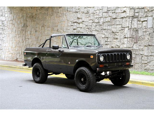 1975 International Harvester Scout II | 911151