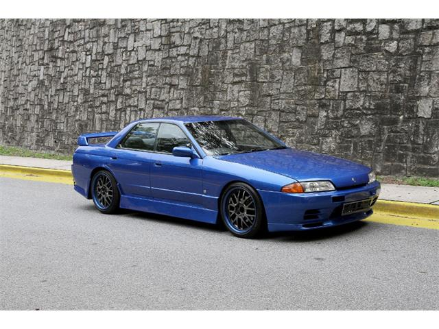 1990 Nissan Skyline | 911152