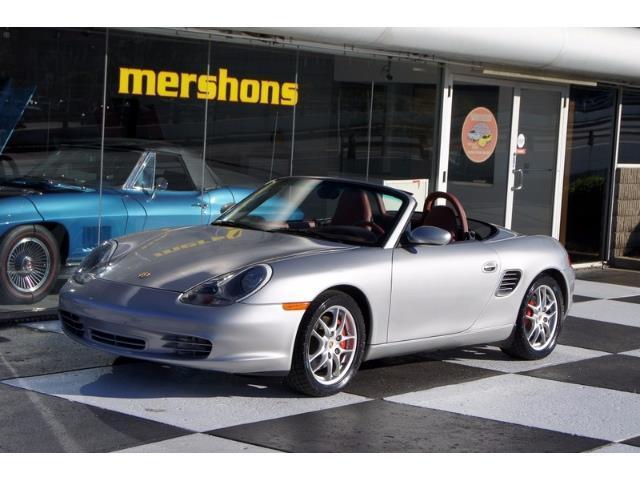 2003 Porsche Boxster | 911162