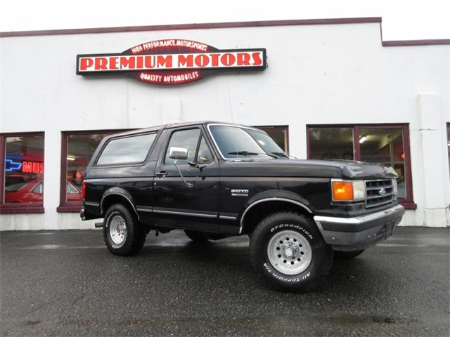 1991 Ford Bronco | 911166