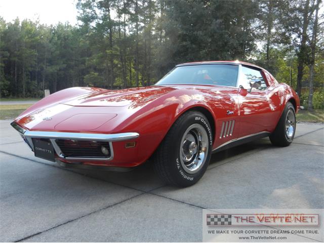 1969 Chevrolet Corvette | 910117
