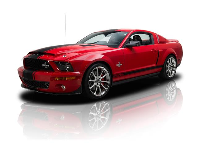 2007 Ford Mustang GT500 Super Snake | 911178