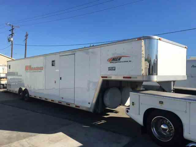 2004 Exxis Gooseneck 5th Wheel | 911180