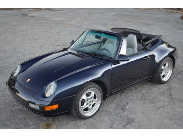 1996 Porsche 911 Carrera | 911185