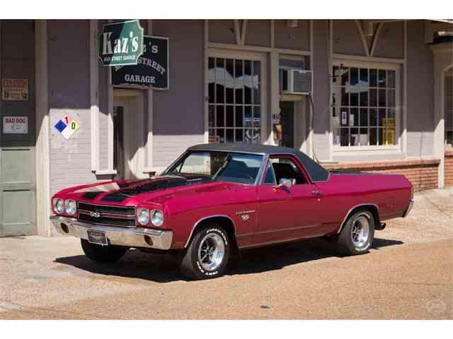 1970 Chevrolet El Camino | 910119