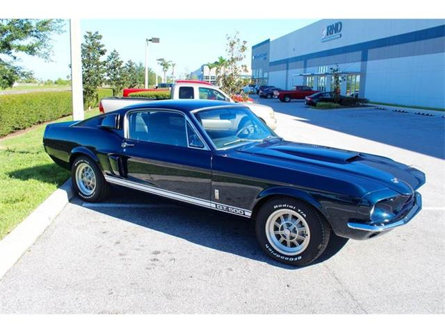 1967 Shelby GT500 | 911193